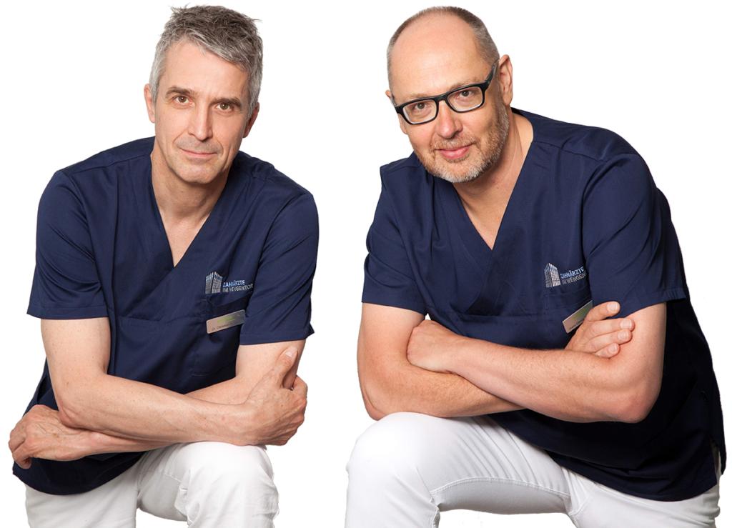 Dr. Christian Scheytt & Hans-Georg Stromeyer