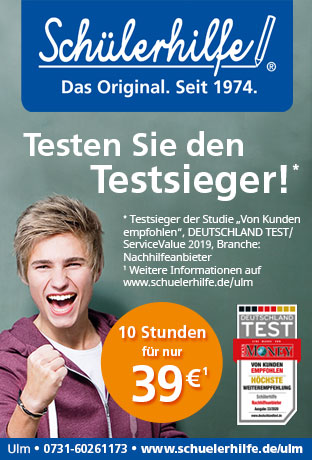 Schülerhilfe Ulm