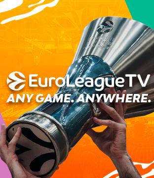 EuroLeagueTV - any game. anywhere.
